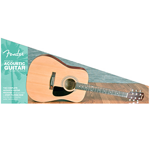 Fender FA-100 Acoustic Pack [0950815100]
