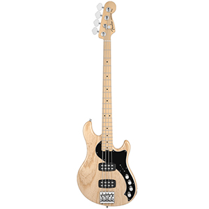 Fender American Deluxe Dimension Bass IV HH Natural [0195502721]