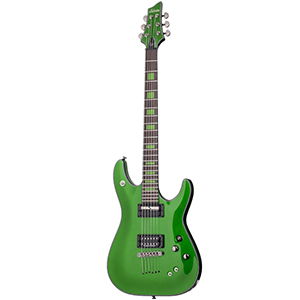 Schecter Kenny Hickey Type O Signature C-1 EX S - Steele Green [221]