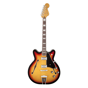 Coronado Guitar 3-Color Sunburst