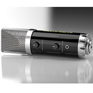 Microphone X