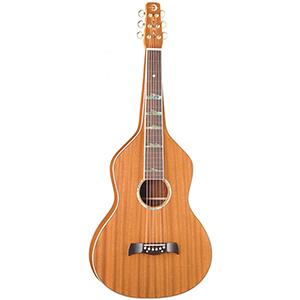Luna Guitars Weissenborn-Style Hawaiian Solid [LS WEI SOLID]