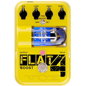 TG1FL4BT Tone Garage Flat 4 Boost