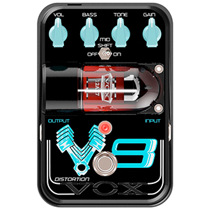Vox TG1V8DS Tone Garage V8 Disortion