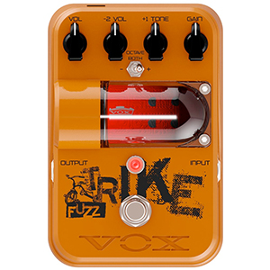 Vox TG2TRFZ Tone Garage Trike Fuzz [TG2TRFZ]