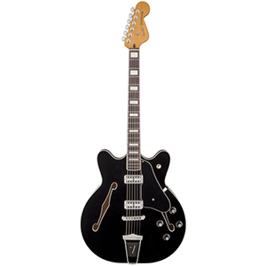 Fender Coronado Guitar Black [0243000506]