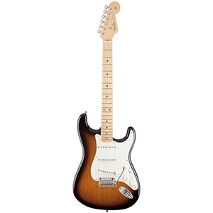 Vintage Hot Rod 50s Stratocaster 2-Color Sunburst