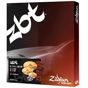 Zildjian ZBT 5 Box Set [ZBTP390]