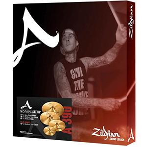 Zildjian 390 Box Set [A390]