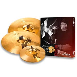 Zildjian KCH390 Box Set