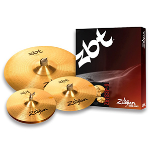 Zildjian ZBT 4pc Box Set