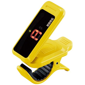 Korg PC1 Pitchclip Yellow