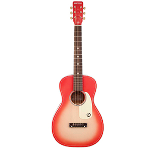 Gretsch G9510 Jim Dandy Flat Top Coral Sunburst  [2704000570]