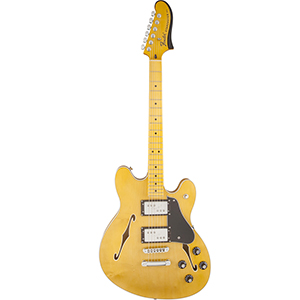 Fender Starcaster Guitar Natural