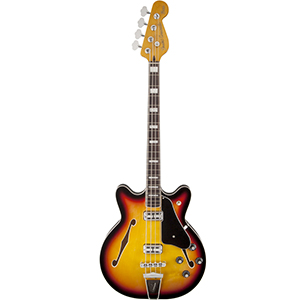 Fender Coronado Bass 3-Color Sunburst [0243200500]