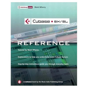 Cubase SX/SL Reference Book