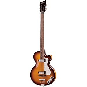 Hofner Club Bass - Ignition Sunburst