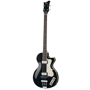 Hofner Club Bass - Ignition Trans Black [HI-CB-BK-O]