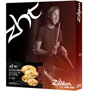 Zildjian ZHT 390 Box Set  [ZHT390]