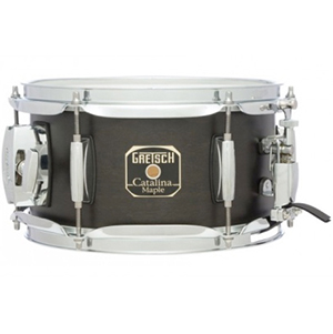 Gretsch Drums Catalina Maple Snare - Satin Black [CMT-5510S-SB]