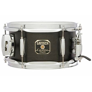 Catalina Maple Snare - Satin Black