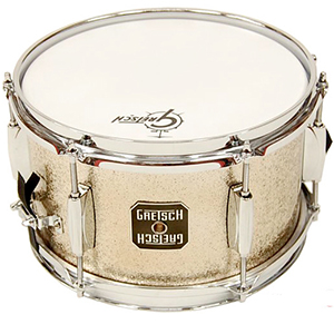 Gretsch Drums Mahogany 6x10 Snare - Gold Foil