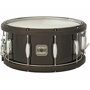 Gretsch Drums S-6514WMH Black Drum [S-6514WMH-BLK]