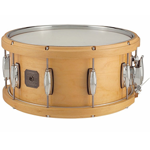 S-6514WMH Maple Snare Drum