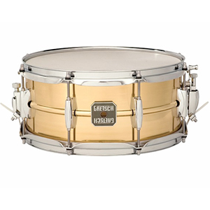 Gretsch Drums S-5514GL-PBR Brass Drum [S-5514GL-PBR]
