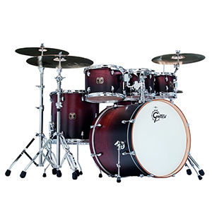 Gretsch Drums Catalina Maple - Satin Walnut Fade [CMT-E825P-SWF]