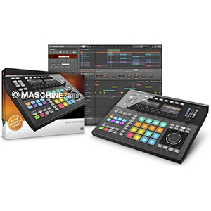 Native Instruments Maschine Studio Black [22550]