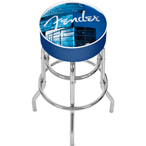 Fender Stacked Lounge 30-inch Barstool [9188890506]