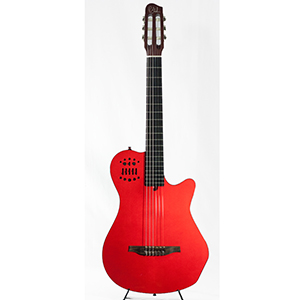Godin Multiac Grand Concert SA Prototype - Red [027873]