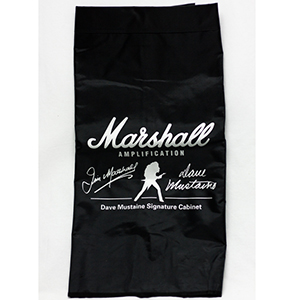 Marshall COVR-00086 Dave Mustaine Signature Straight Cabinet Cover [M-COVR-00086]
