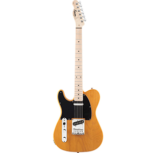 Squier Affinity Telecaster Special - Butterscotch Blonde Left-Handed