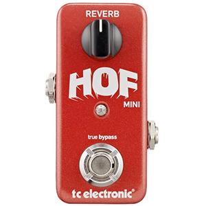 TC Electronic TonePrint Hall of Fame - HOF Mini [HOF Mini]