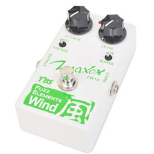Maxon FW10 Fuzz Elements - Wind