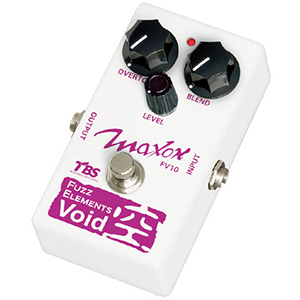Maxon FV10 Fuzz Elements - Void [FV10]