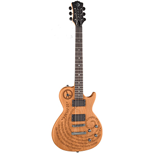 Luna Guitars Apollo Peace [APL PCE]