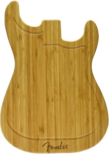 Fender Stratocaster Cutting Boards