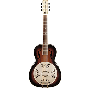 Gretsch G9240 Alligator Biscuit Roundneck Resonator [2718010503]
