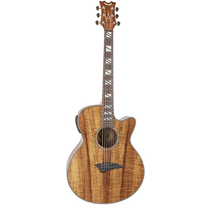 Dean Performer Acoustic Electric Guitar - Koa Wood [PE KOA]