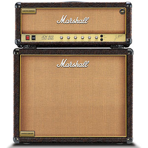 Marshall Limited Edition Custom Shop Western Vinyl Stack [CS2203CB-01-U CS1936VCB-E]