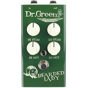Dr Green Bearded Lady [DRGBL]
