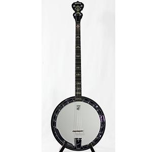Deluxe Custom Plectrum Banjo