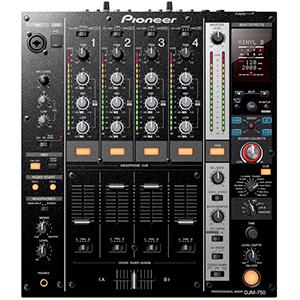 Pioneer DJM-750 Black [DJM750K]