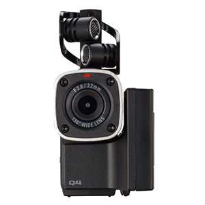 Zoom Q4 Handy Video / Audio Recorder [ZQ4]