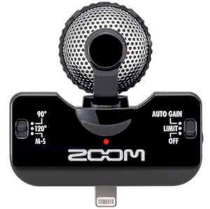 Zoom iQ5 Black [ZiQ5B]