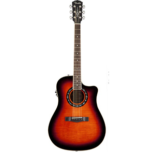 Fender T-Bucket 300 CE - 3-Color Sunburst [0968079000]