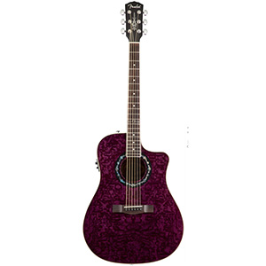 Fender T-Bucket 300 CE - Transparent Violet [0968079075]